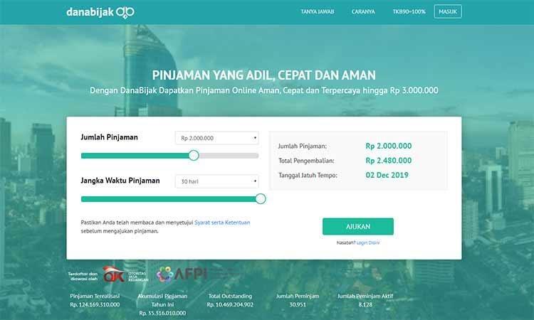 Pinjaman Online Langsung Cair KTP Saja! - Aksoro