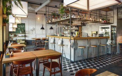 Unik, Ini 8 Pertimbangan Inspirasi Desain Cafe Klasik yang Dapat Menarik Pelanggan